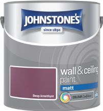 Johnstones Deep Amethyst Coloured Emulsion
